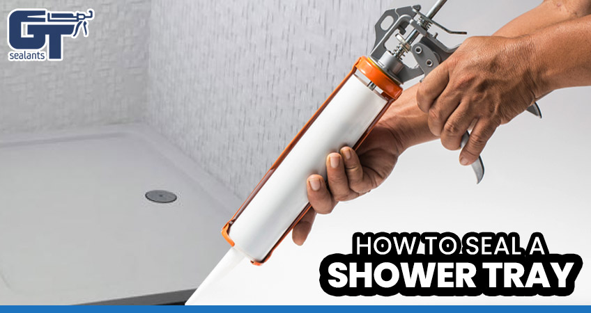 How to Seal a Shower Tray