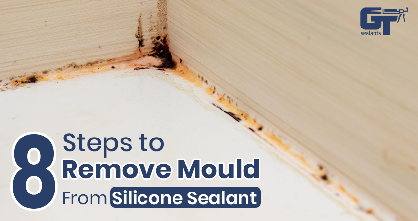 How to Remove Black Mould From Silicone Sealant